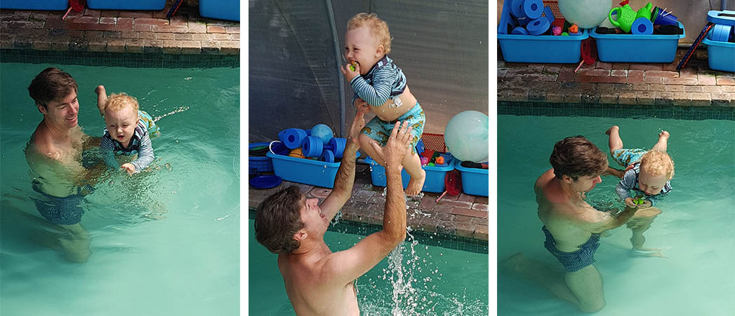 baby swimming classes